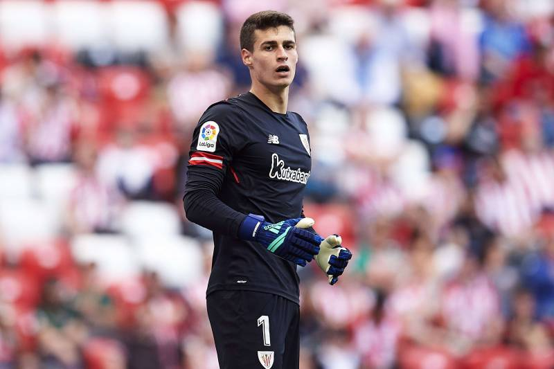 baeda5c93 Kepa Arrizabalaga Completes Chelsea Transfer for Reported £71.5M Fee ...