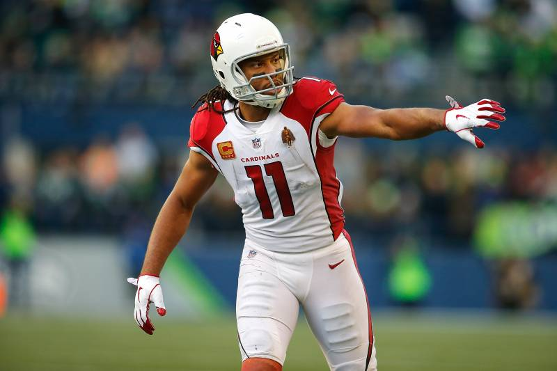 info for c1ae9 11e47 Larry Fitzgerald Passes Terrell Owens for No. 2 All-Time in ...
