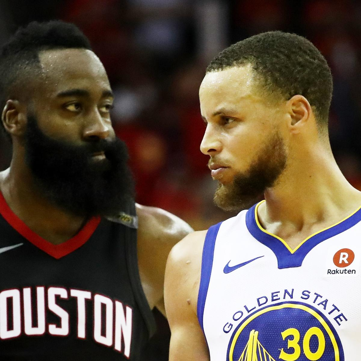 Houston Rockets Record 2018: 2018-19 NBA Schedule: Win-Loss Predictions For Every Team