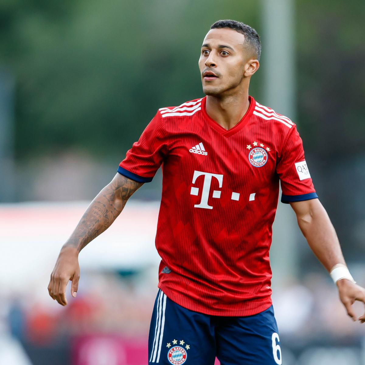 Thiago Alcantara - The Player Management