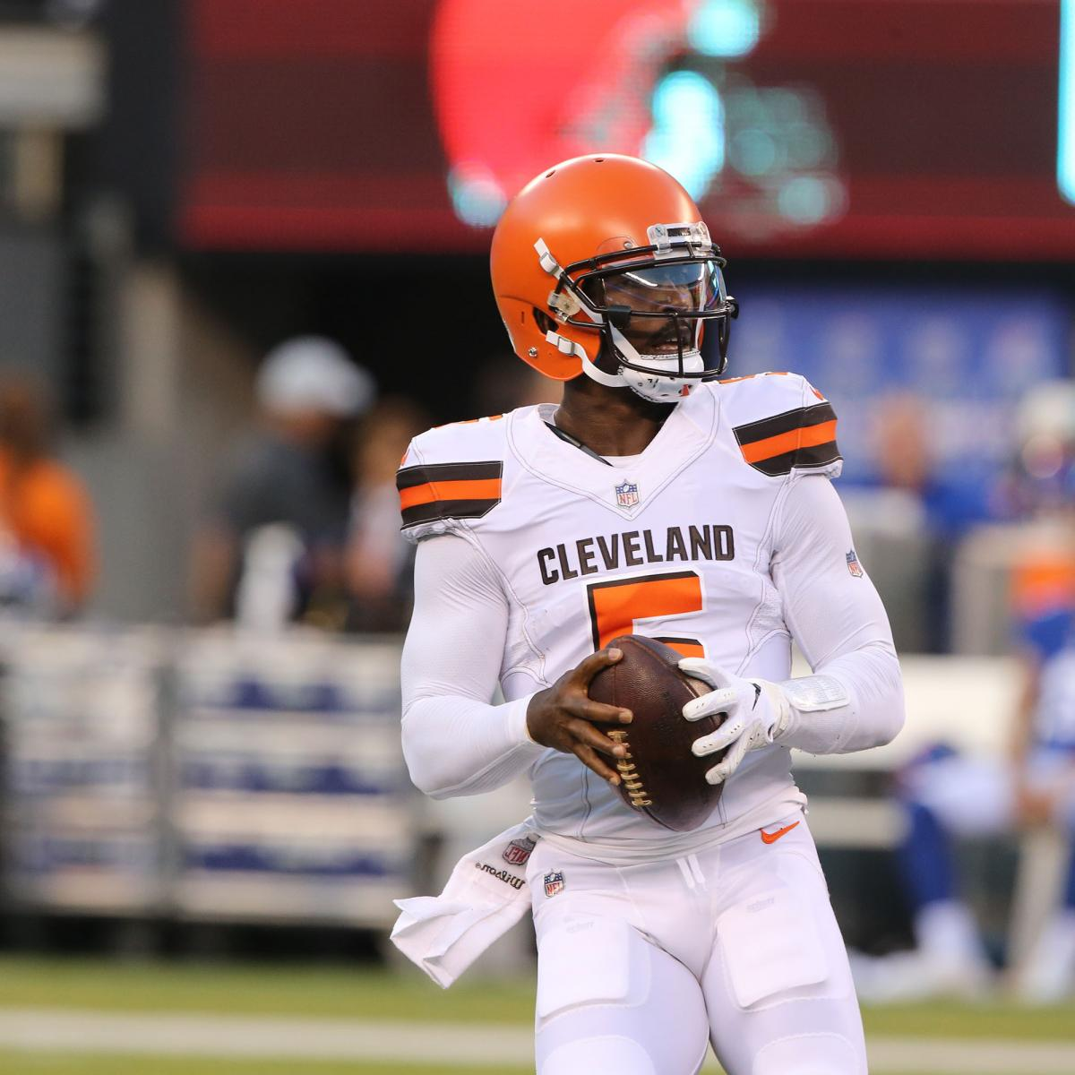 Fantasy Football 2018: Cheatsheet for Sleepers and Busts Heading into Your Draft