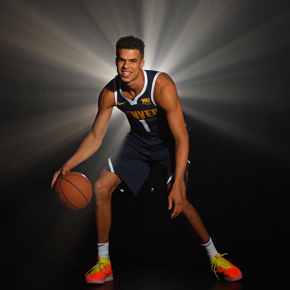 Michael Porter Jr.'s Agent: Rookie Isn't Cleared For Full