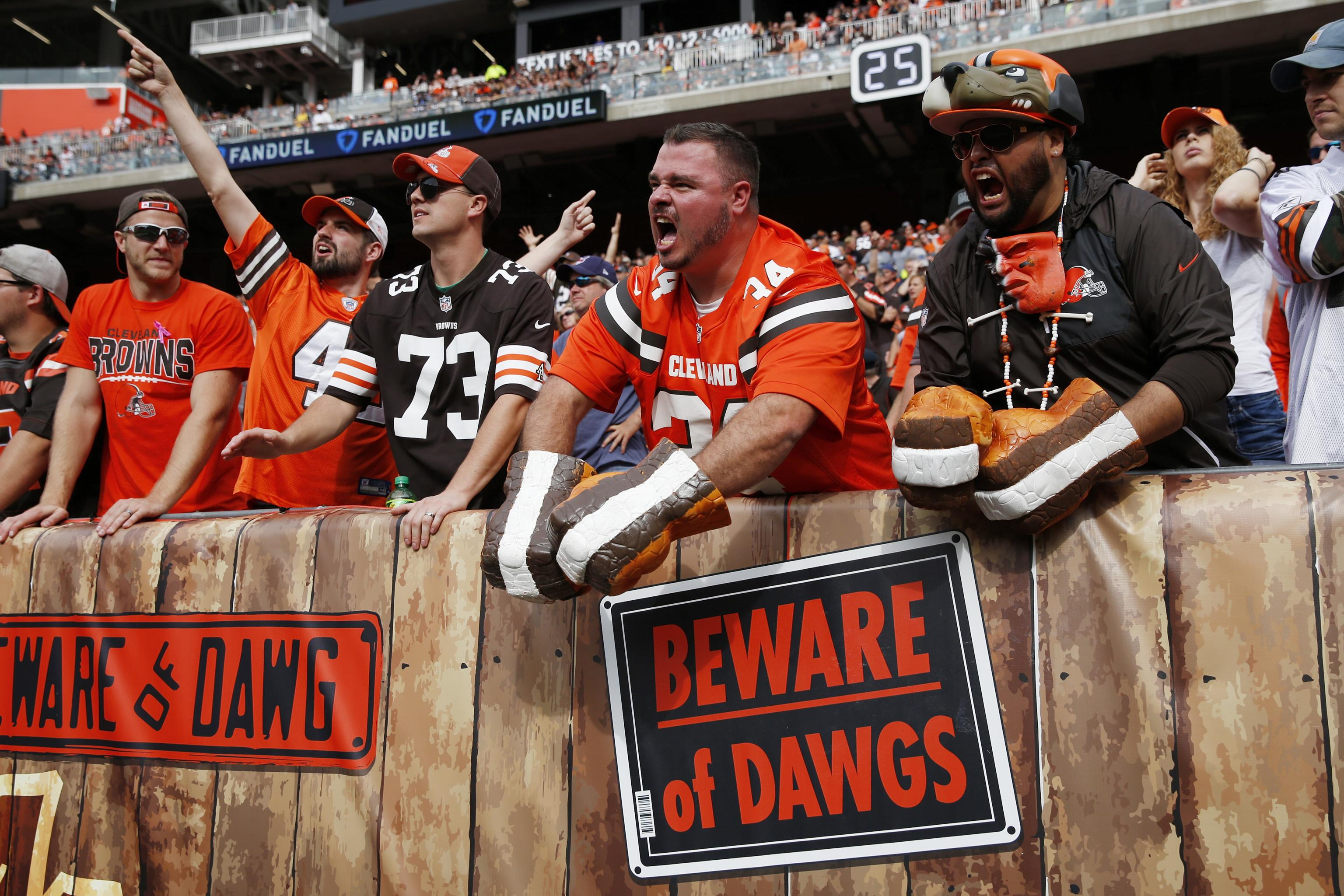 Bud Light to Provide Fans with Celebratory Beer When Browns