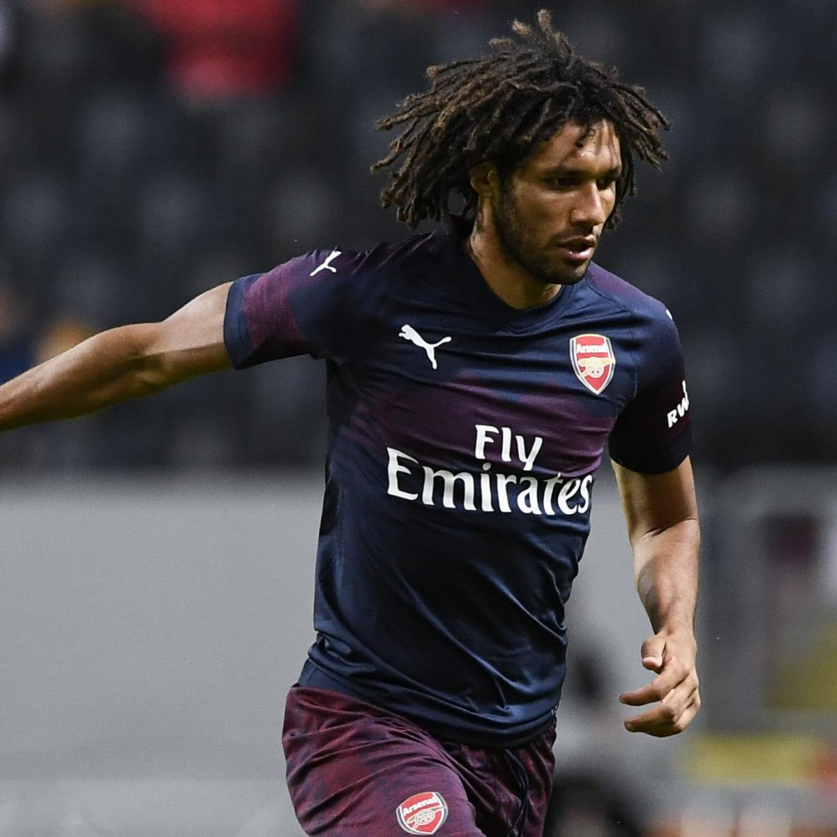 Reports Arsenal Were Ready To Sign Lucas: Arsenal Transfer News: Mohamed Elneny Wanted By Marseille
