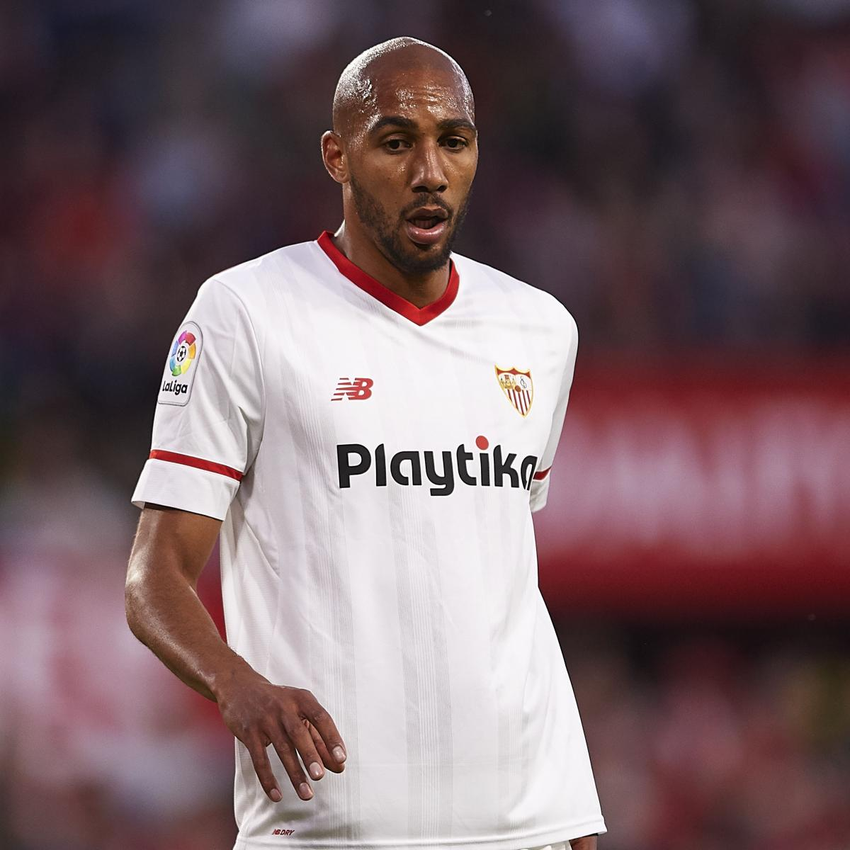Steven Nzonzi, AS Roma Agree to Long-Term Contract After