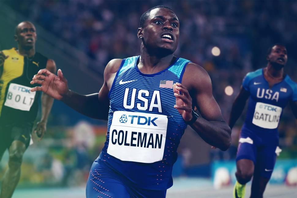 Christian Coleman Is More Than Just the Man Who Beat Bolt | Bleacher