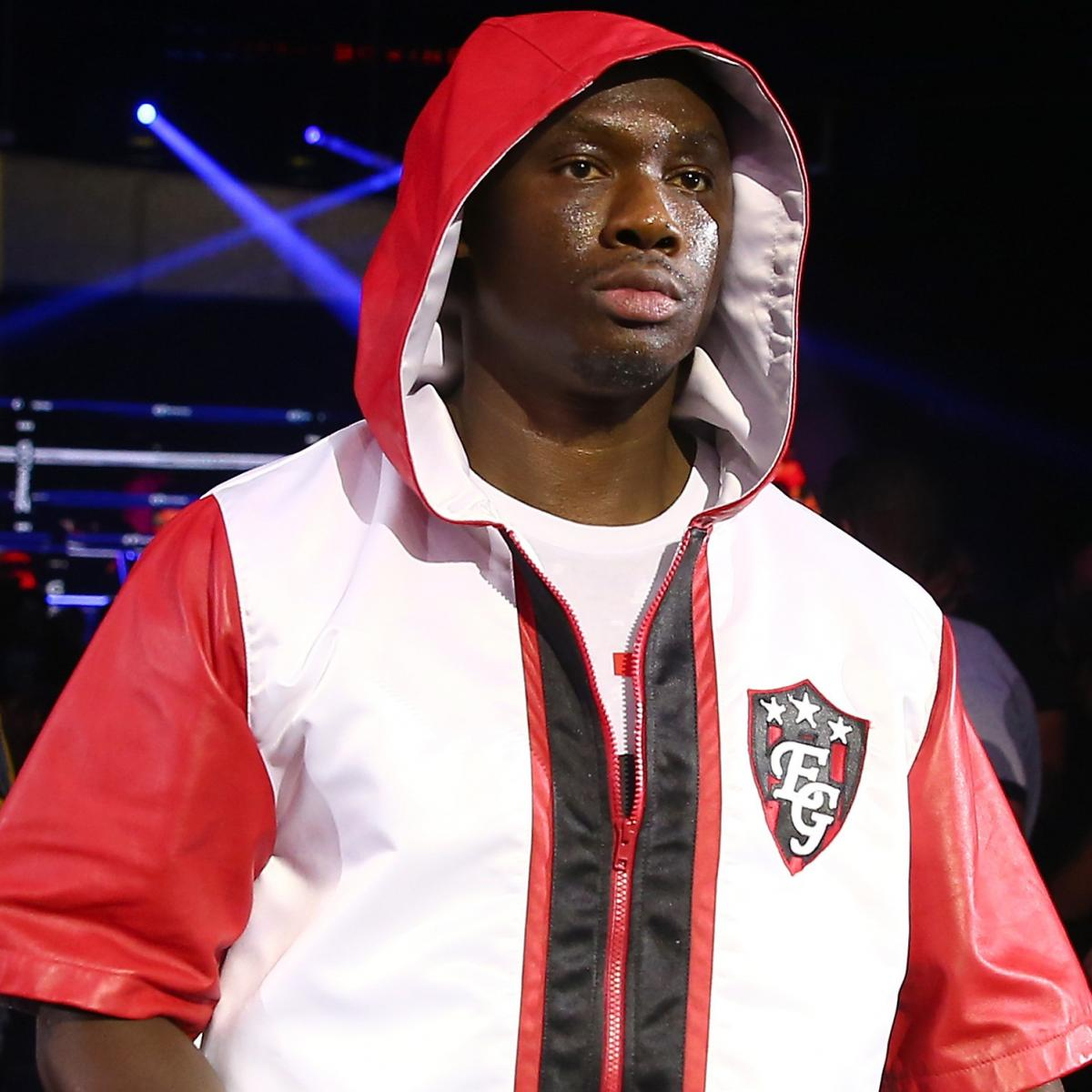 Antonio Tarver Arrested for Domestic Battery After Alleged ...