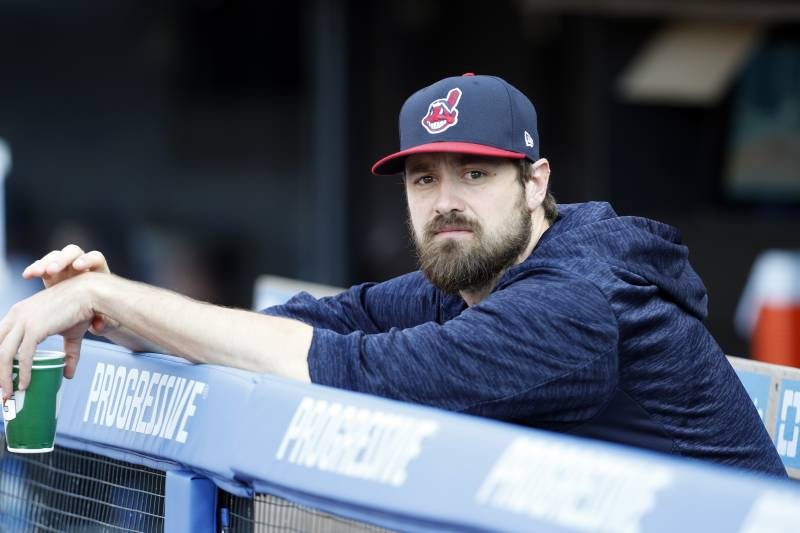 e255337a74c Indians  Andrew Miller Placed on DL with Shoulder Injury  Tyler ...