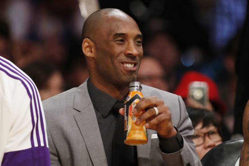 Report Kobe Bryant S 6m Investment In Bodyarmor Sports