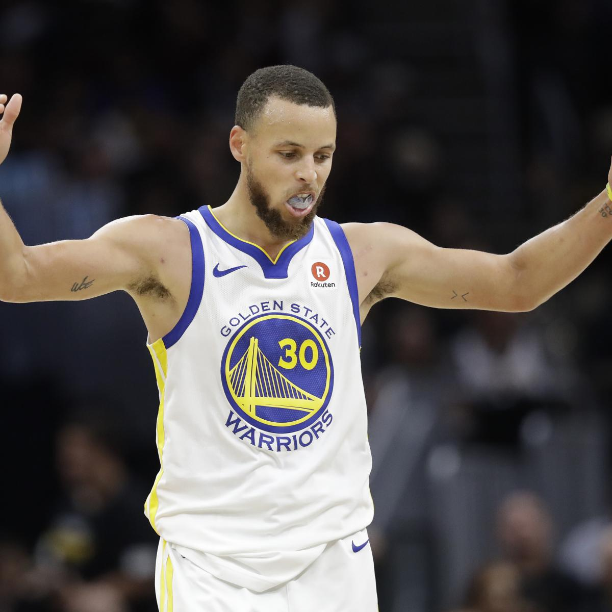 Warriors Youth Basketball Camp: Stephen Curry Hosts Basketball Camp For 200 Girls: 'It Was
