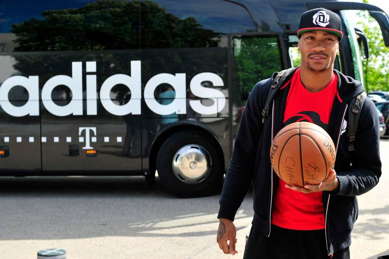 0b78a7870edb Adidas to Re-Release Derrick Rose  Signature Sneakers