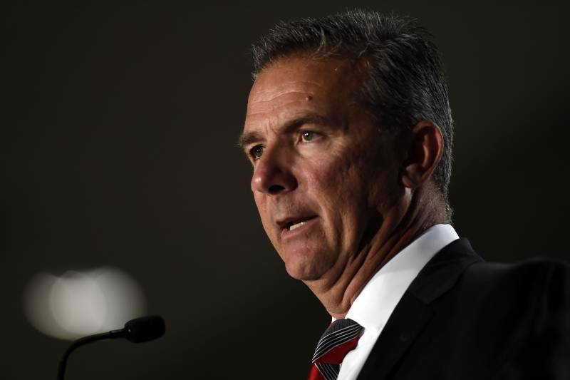 OSU President: Urban Meyer Investigation Will Be 'Finished