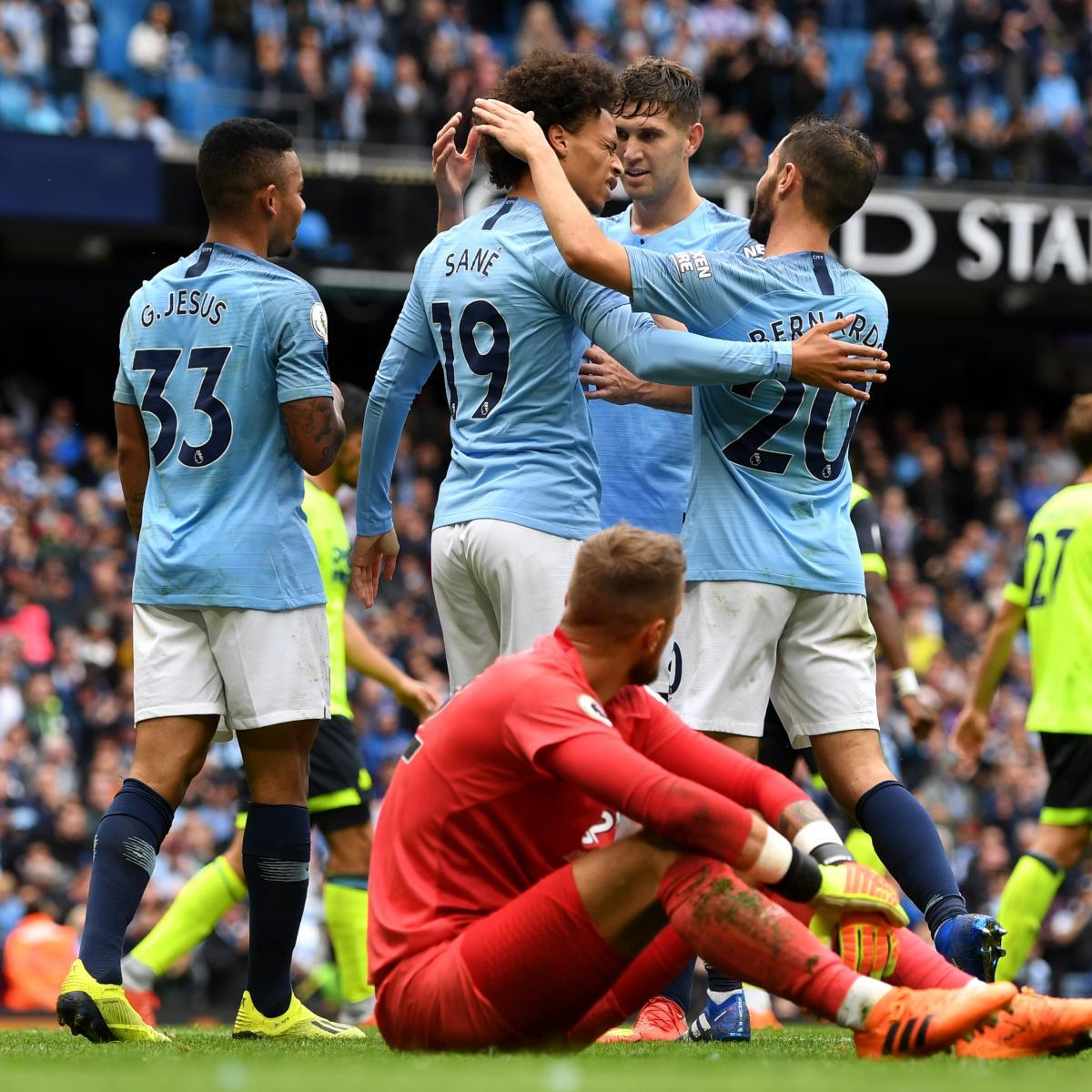 Premier League 2018 19 Live: EPL Table: 2018 Week 2 Standings After Sunday's Premier