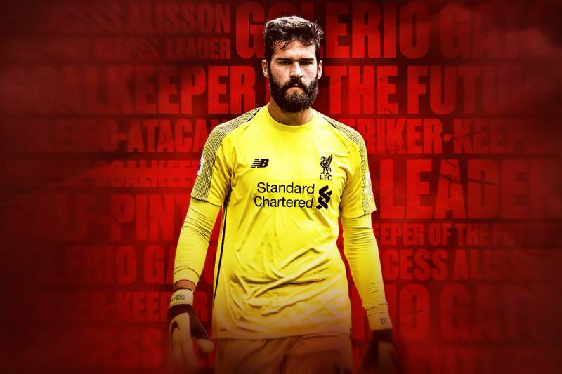 a12a4bff0a8 No Mickey Mouse Keeper—How Alisson Becker Became One of the World s ...
