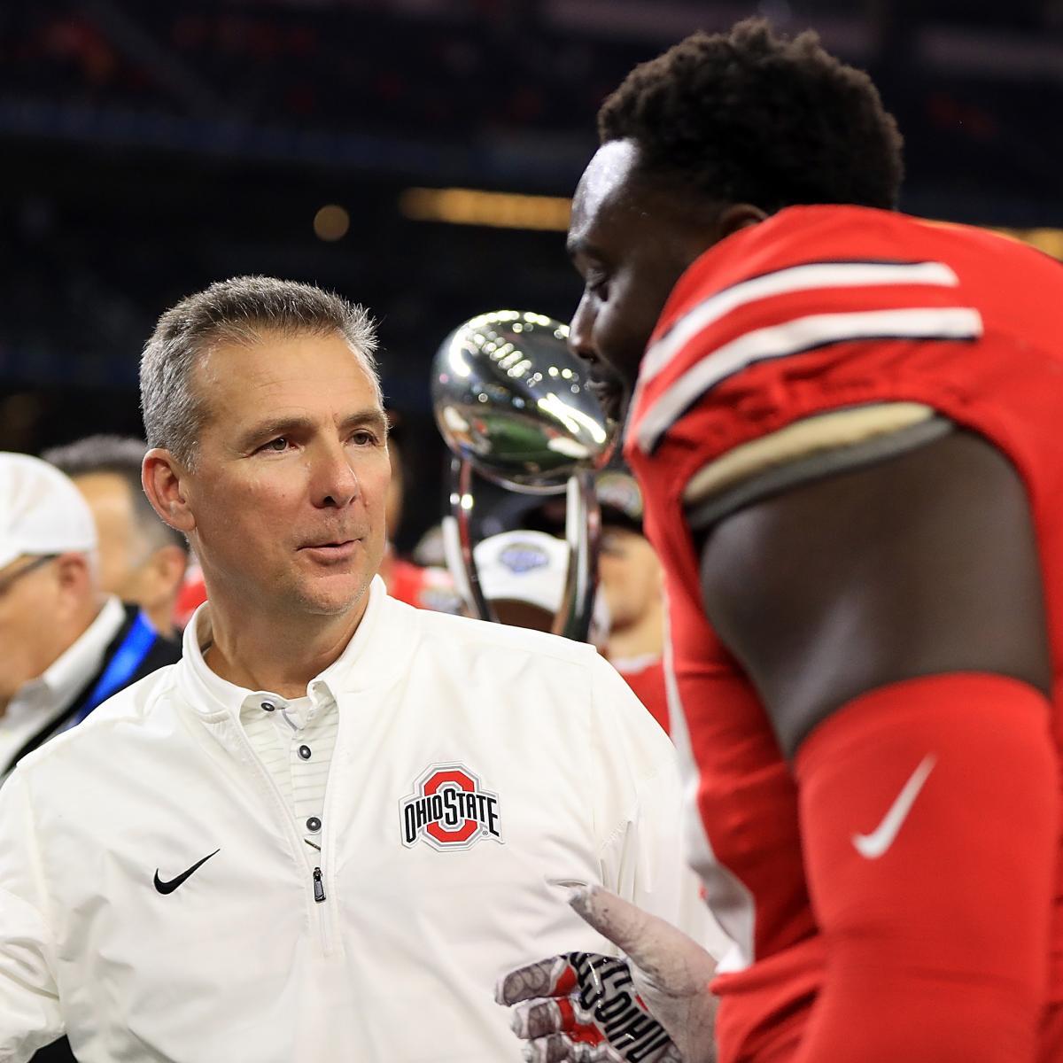 College Football 2018 Big Ten Championship Odds: Ohio