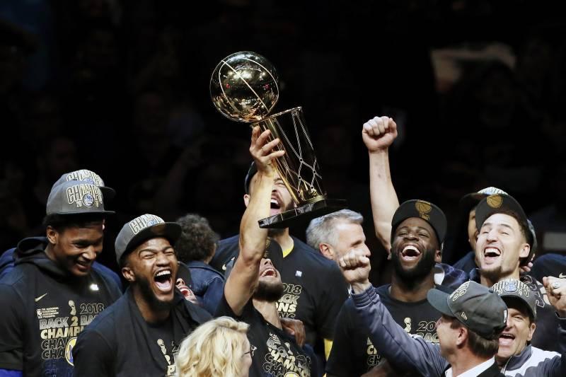 Warriors, Celtics, Rockets Top Latest NBA Win Totals Odds