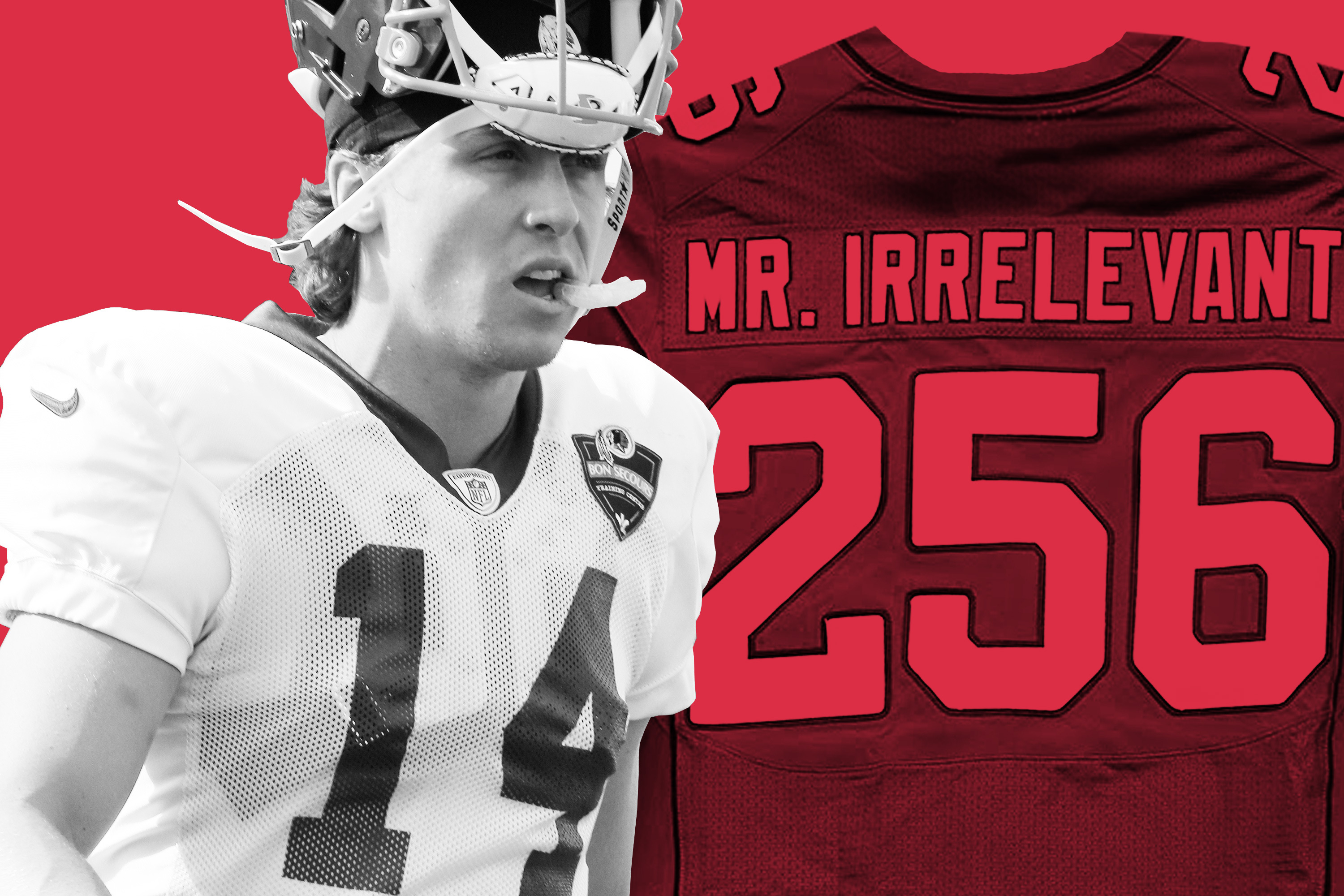 competitive price acc57 b135d Trey Quinn, This Year's Mr. Irrelevant, Is Anything but ...