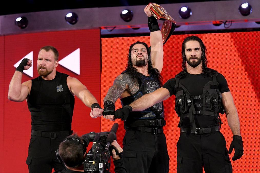 How The Shield Reunion Will Benefit Roman Reigns, Seth Rollins and Dean  Ambrose   Bleacher Report   Latest News, Videos and Highlights