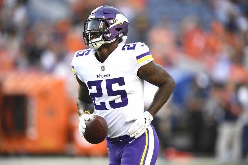 new products 472f1 e2868 Latavius Murray, More Fantasy Outlook After Dalvin Cook's ...