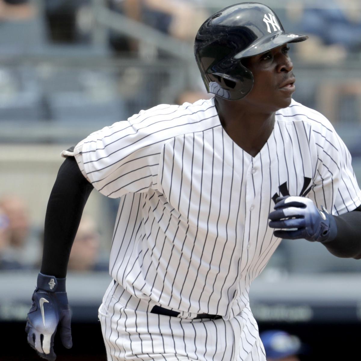 Yankees' Didi Gregorius May Miss Rest of Season After Suffering Wrist Injury