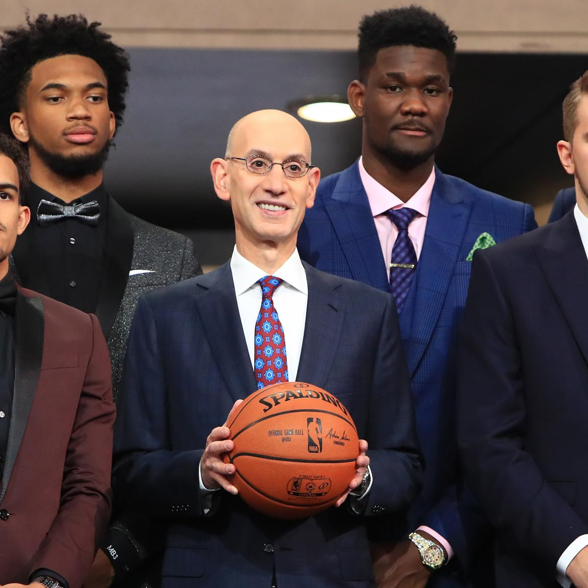 Building The Perfect NBA Rookie From 2018 Draft Class
