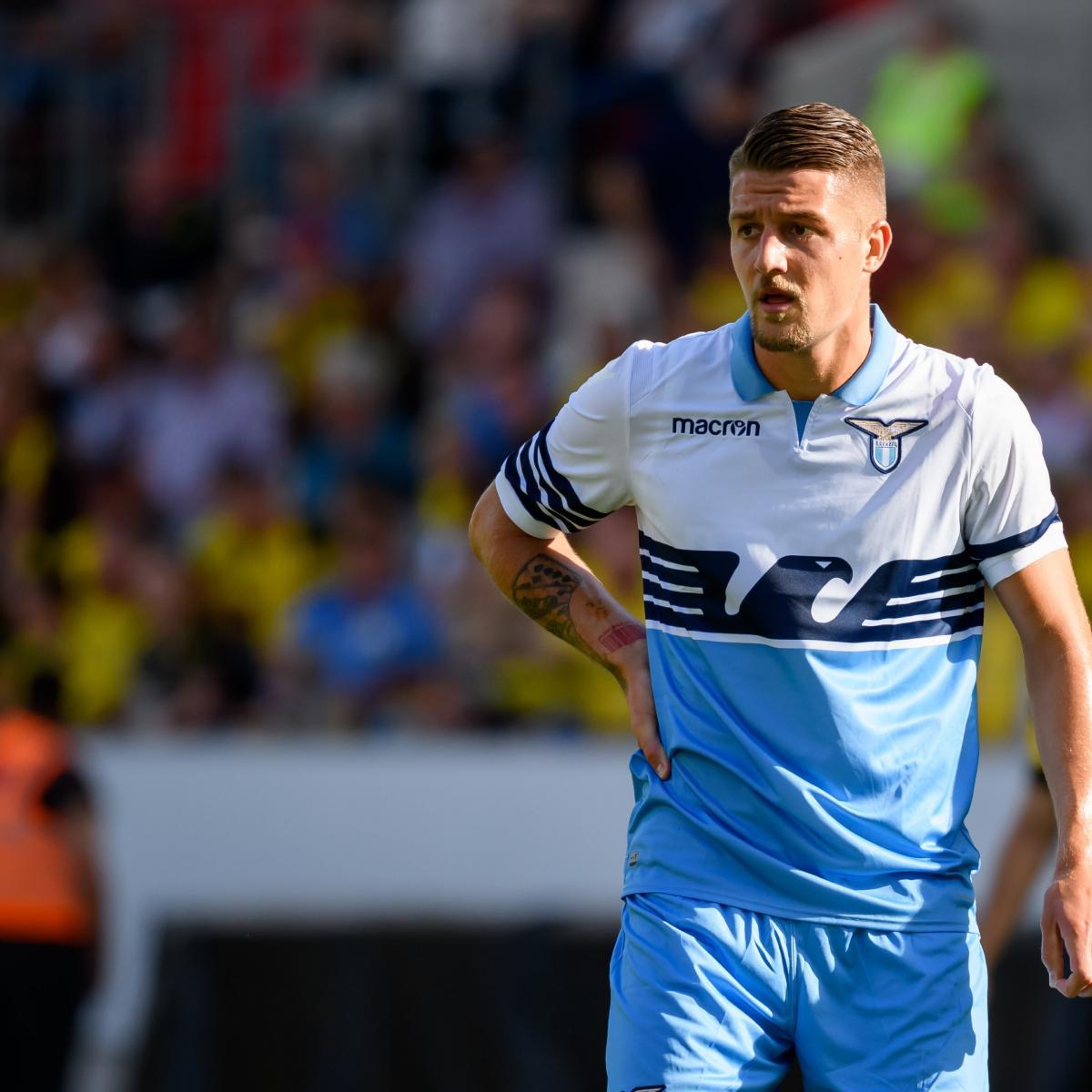 Sergej milinkovic savic reportedly set for new lazio for Sergej milinkovic savic squadre attuali