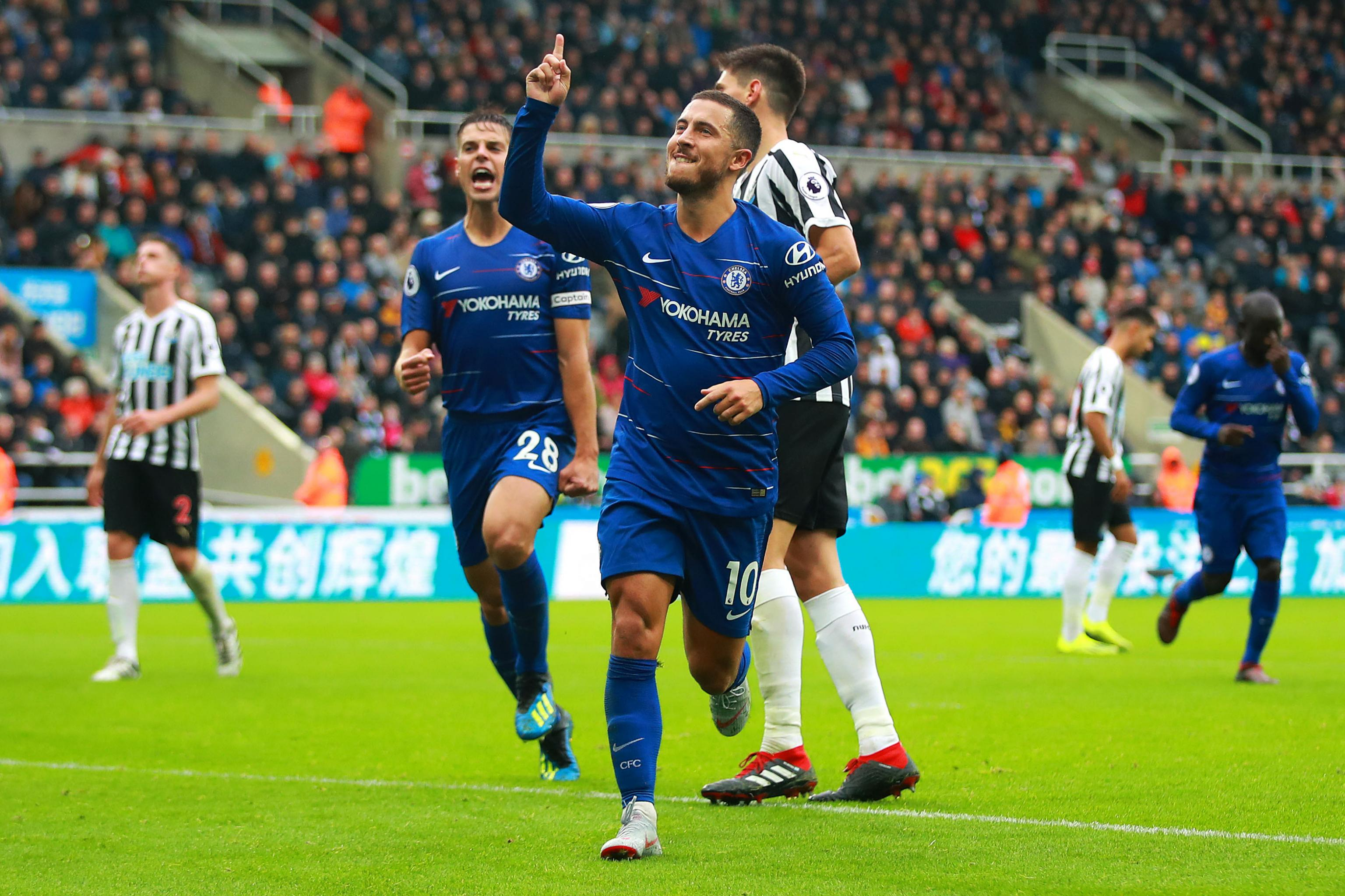 Premier League Results Week 3 Sunday S 2018 Epl Scores Top Scorers And Table Bleacher Report Latest News Videos And Highlights