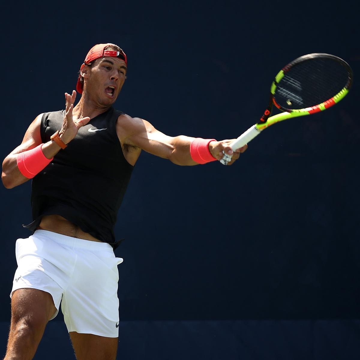 us open tennis 2018: replay tv schedule, live stream for monday's