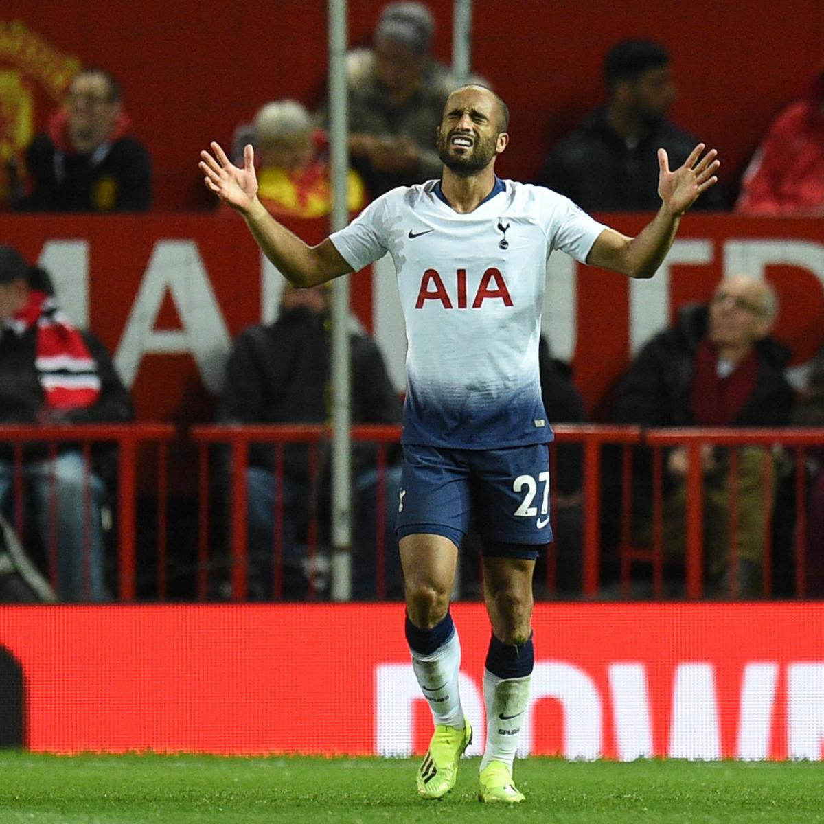 Lucas Moura Tottenham Highlights: Harry Kane, Tottenham Demolish Jose Mourinho, Manchester