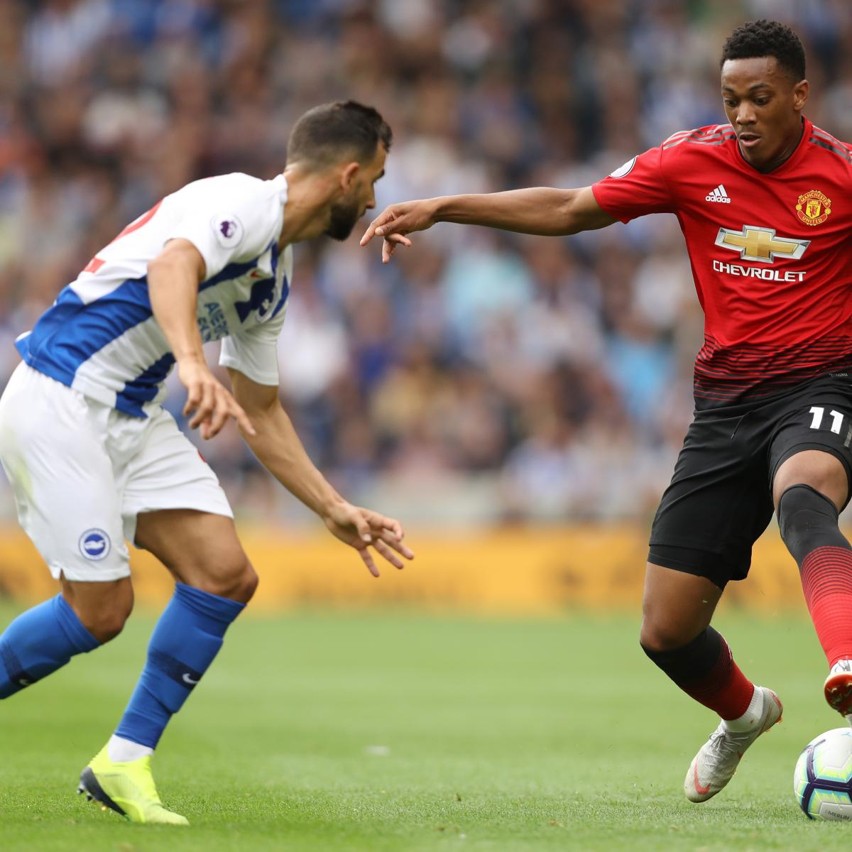 Anthony Martial Reportedly Fered New Man United Contract