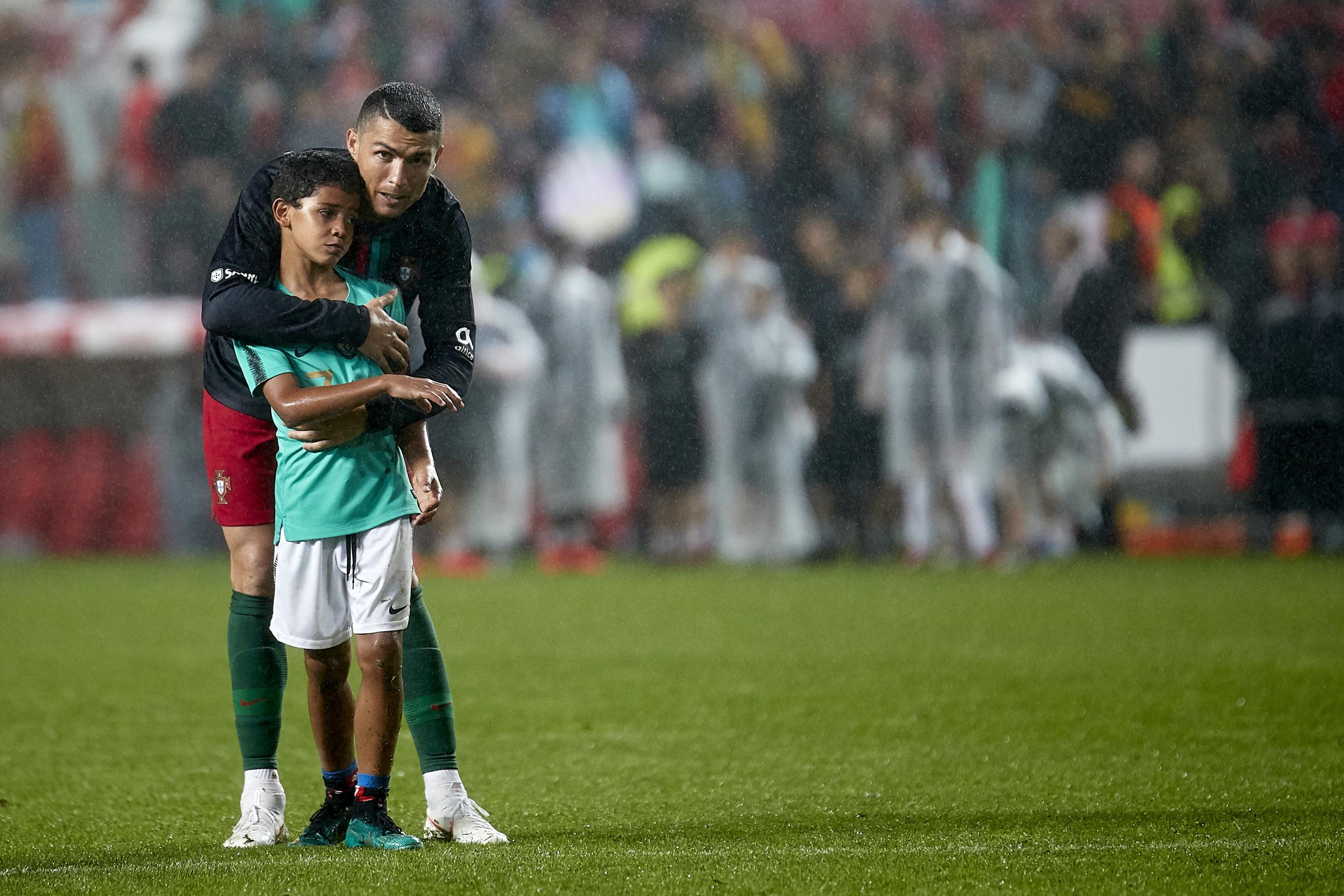 Ronaldo bố vẫn tịt ngòi ở Juventus, Ronaldo con đã nổ súng ầm ầm - Ảnh 7.