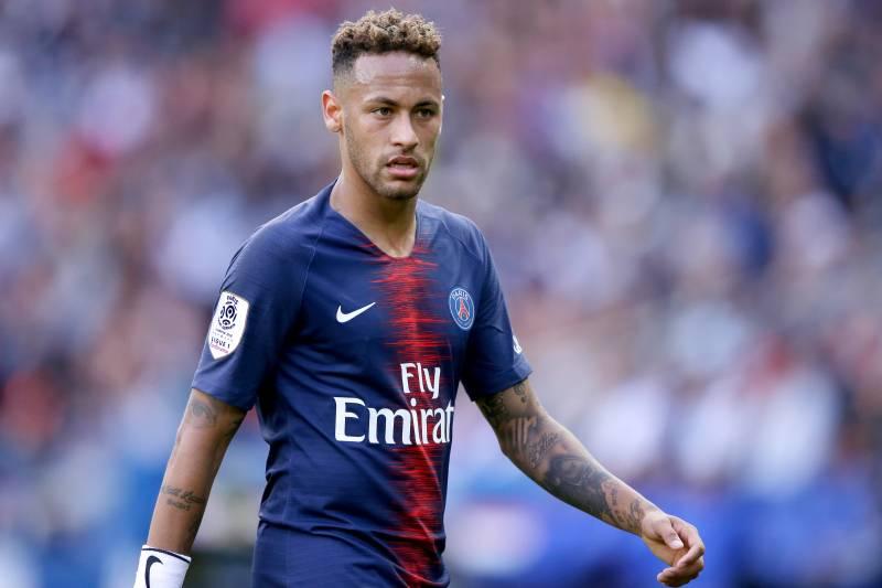 Neymar Commits to PSG f106643b8