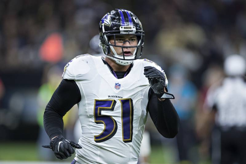 7efb482fd65d Linebacker Kamalei Correa Traded to Titans from Ravens
