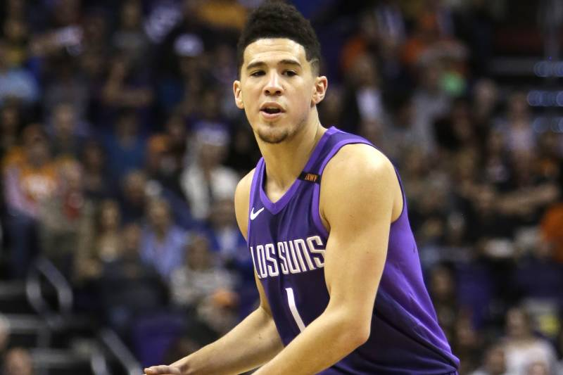 842f6be96 Devin Booker on Revamped Suns