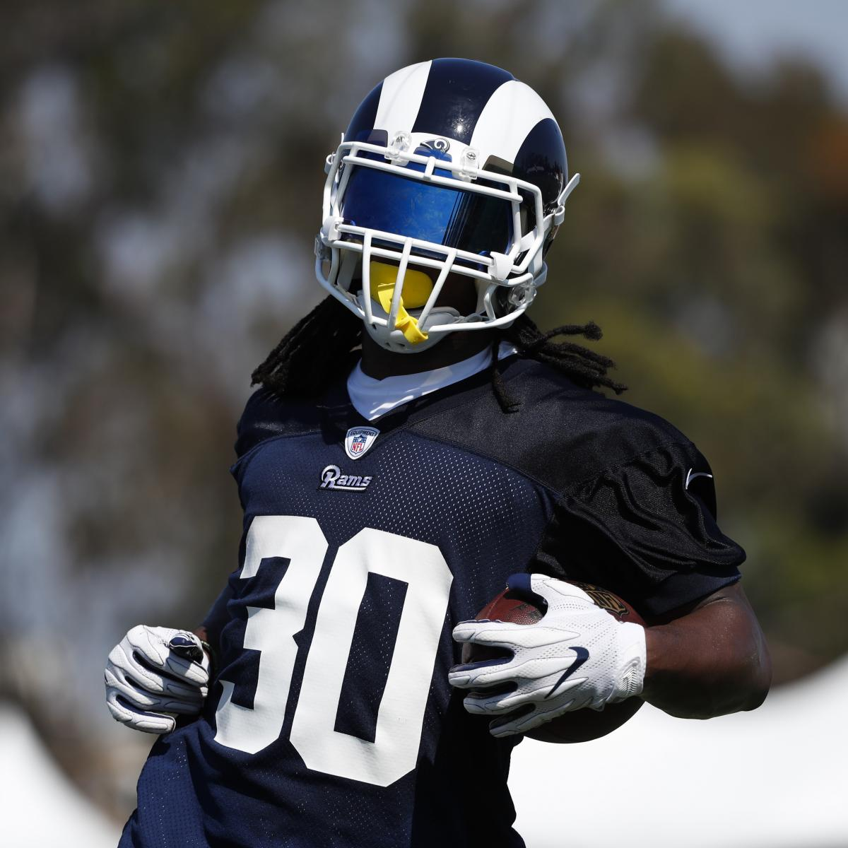 Fantasy Football 2018 Todd Gurley And Safest Players To Draft No 1 Bleacher Report Latest News Videos And Highlights