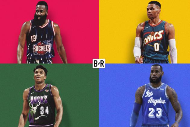 4f22597f98e The Throwback Jersey Every Team Needs in the NBA ASAP | Bleacher Report |  Latest News, Videos and Highlights