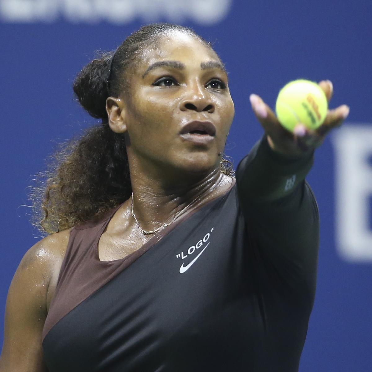 us open tennis 2018: tv schedule, start times for wednesday night