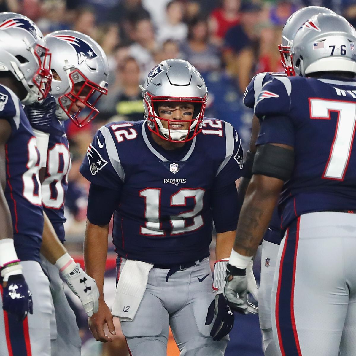 2018 New England Patriots Schedule Stats | ESPN