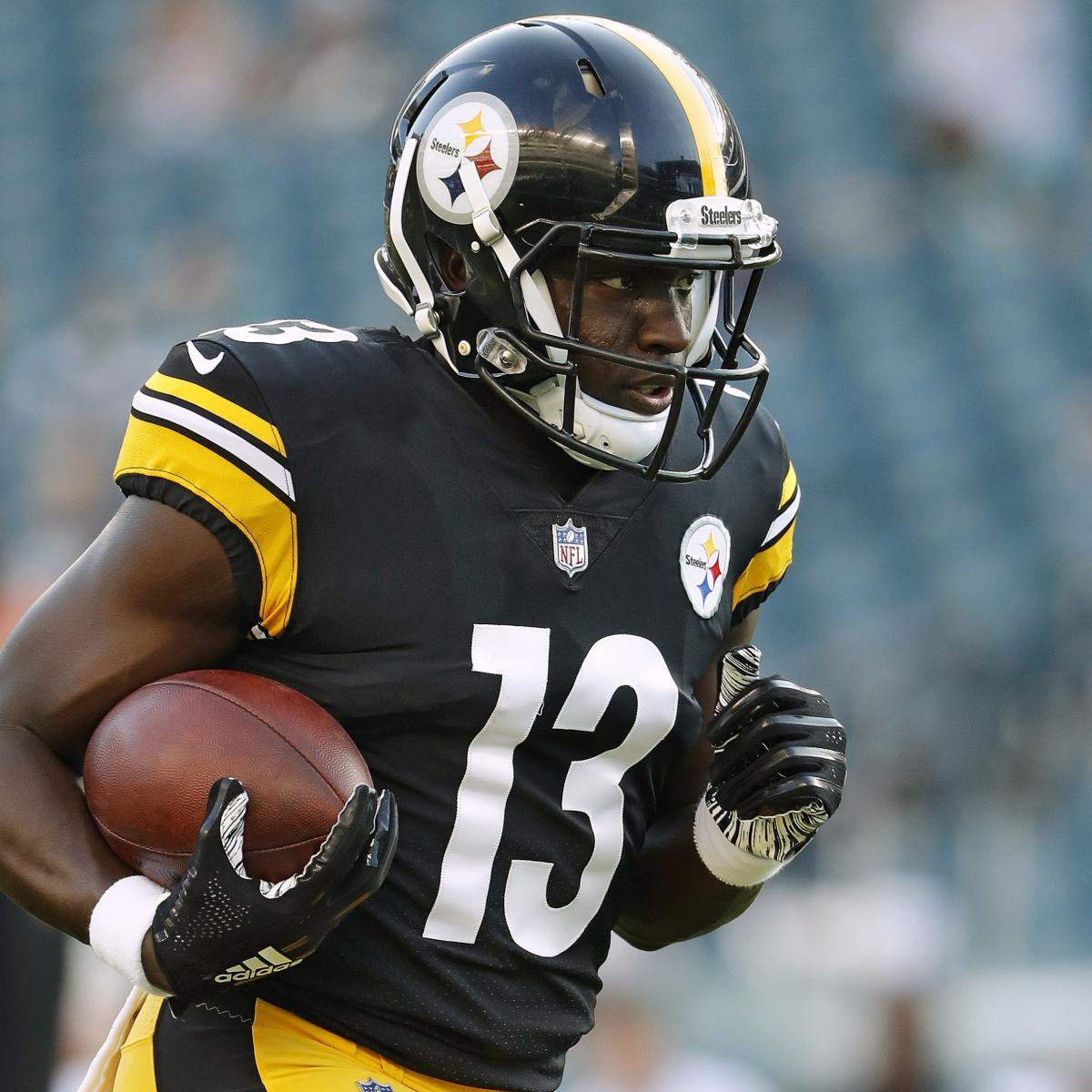 James Washington, More Fantasy Outlook After JuJu Smith-Schuster's Injury