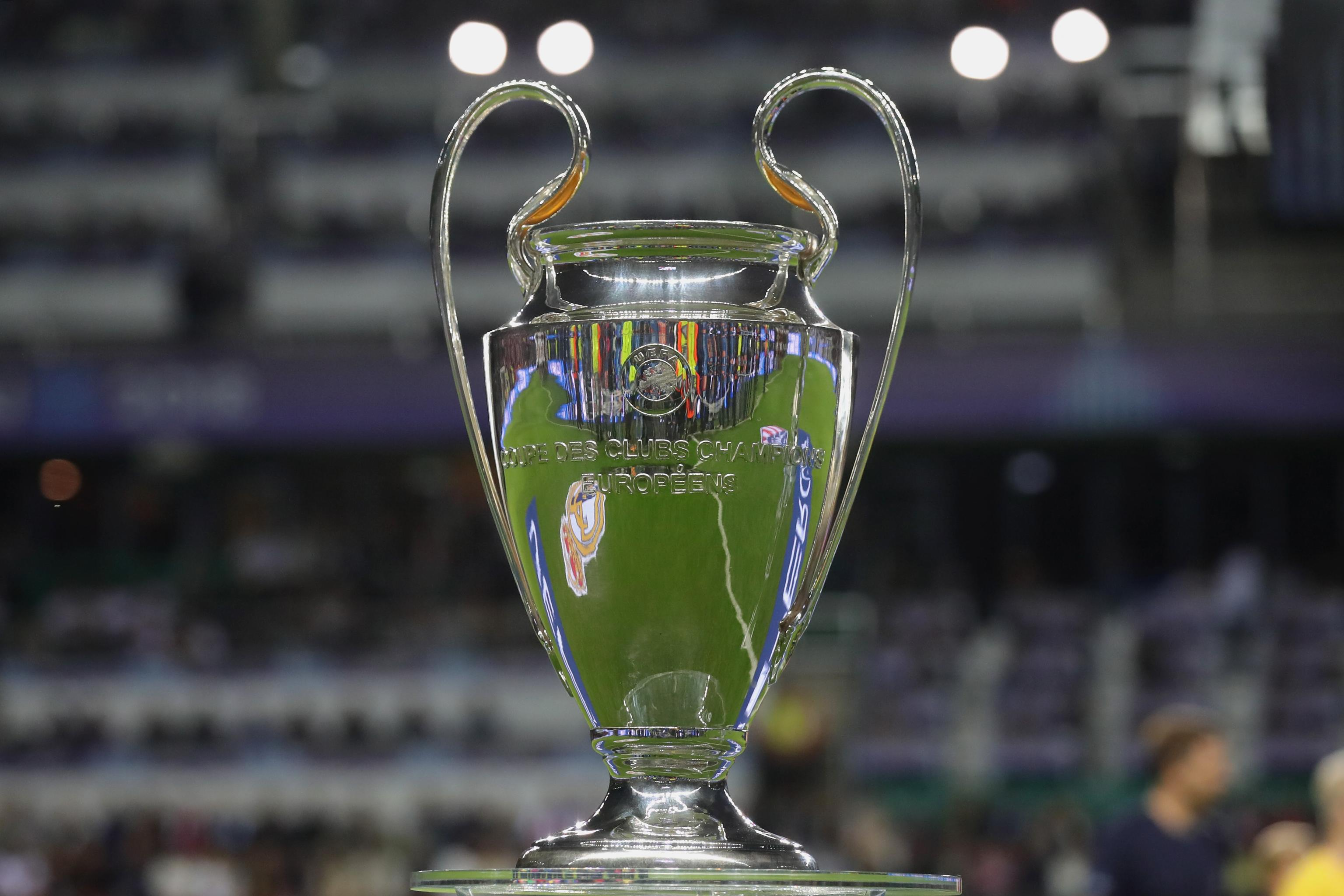 Champions League Draw 2018 19 Schedule Of Dates For Group Stage