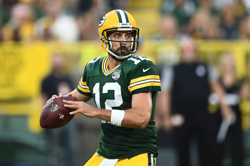 84c4f609b91 Aaron Rodgers  NFL Players Lack  Leverage  NBA Players Have in Contract  Talks
