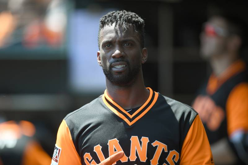 hot sales 8ce09 b0f33 Andrew McCutchen Reportedly Traded from Giants to Yankees ...