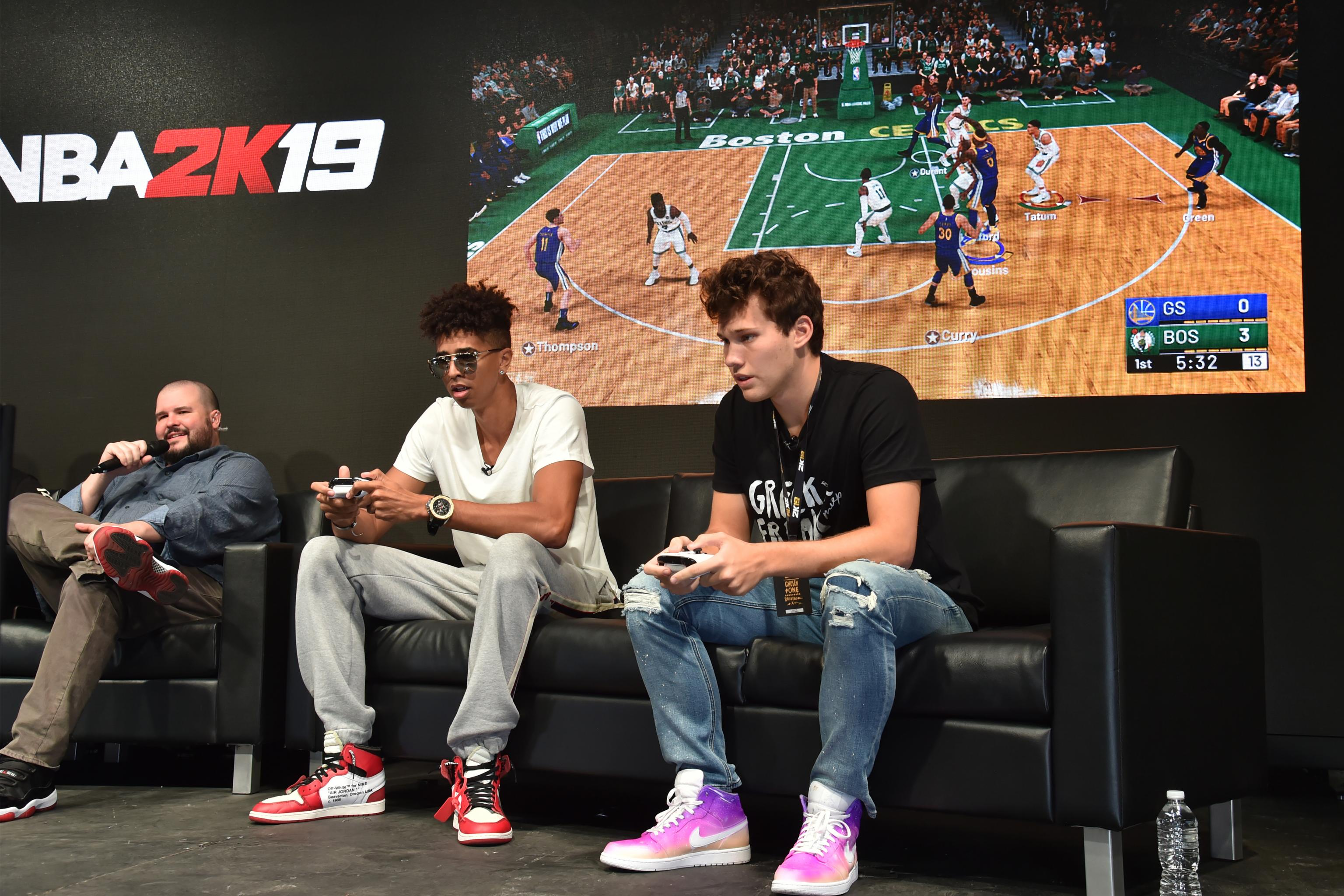 NBA 2K19: Latest Preview Trailers, Pre-Order Info, Features