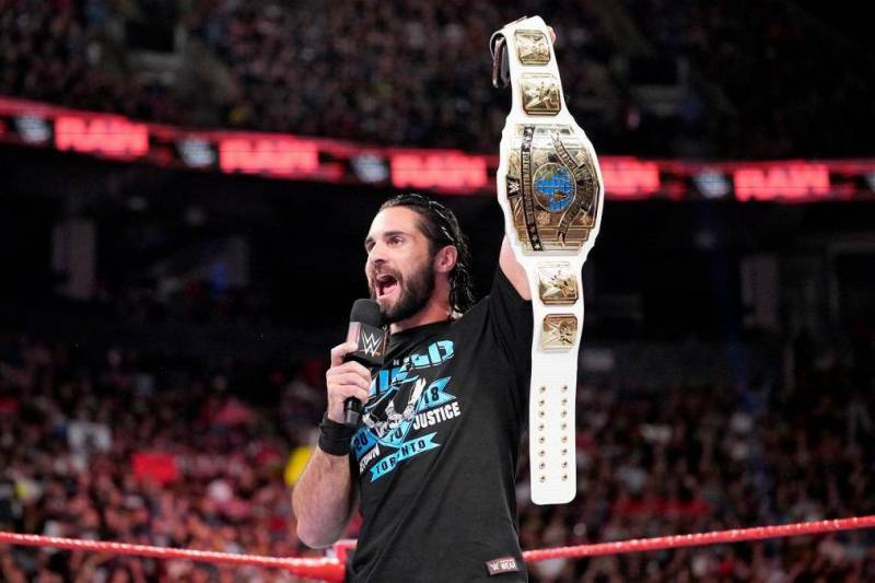 What's Next for Seth Rollins as He Juggles IC Title, The