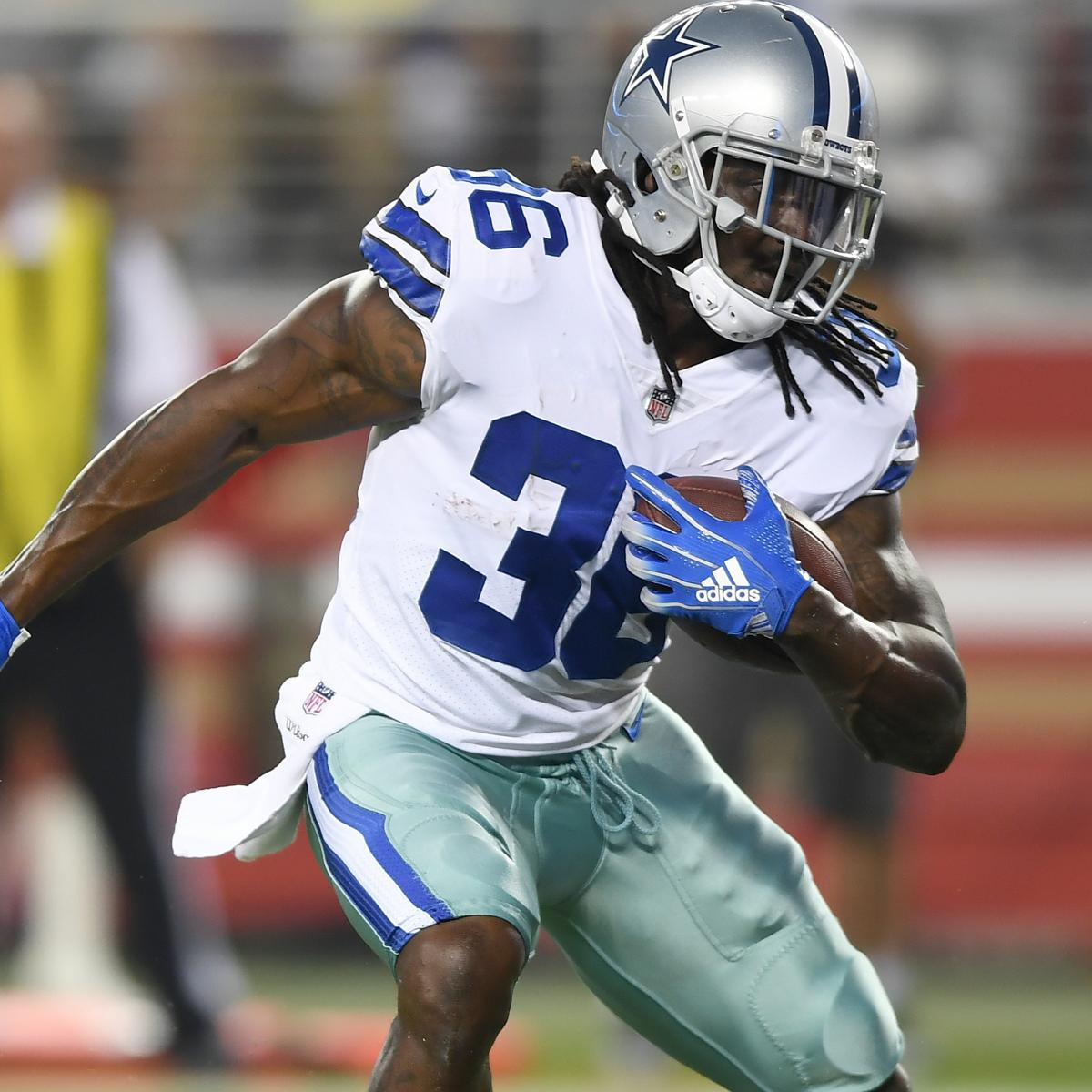 best service a65bc 28d92 Former Alabama Star Bo Scarbrough Released by Cowboys; Was ...