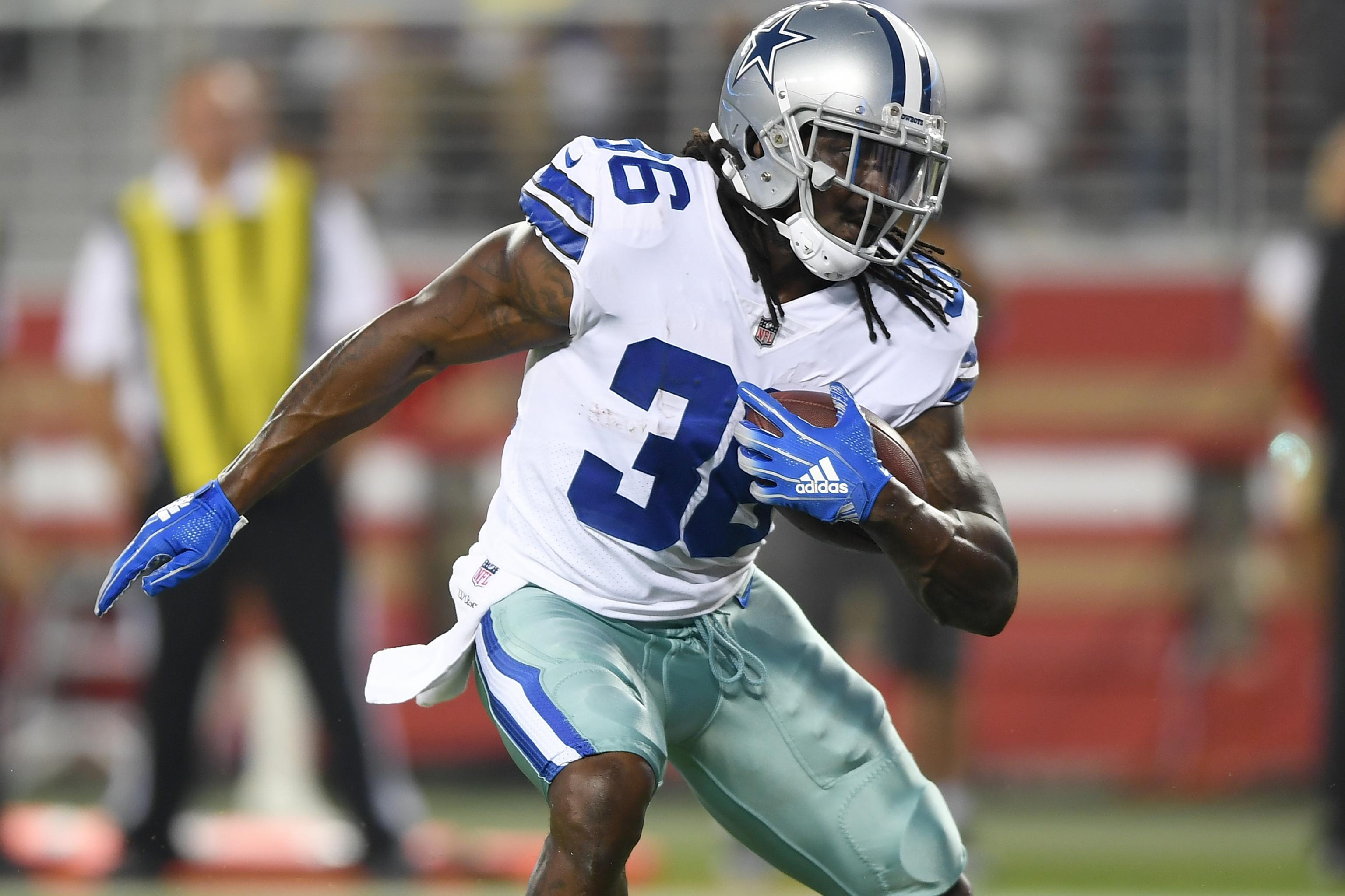 best service 0c086 14f95 Former Alabama Star Bo Scarbrough Released by Cowboys; Was ...