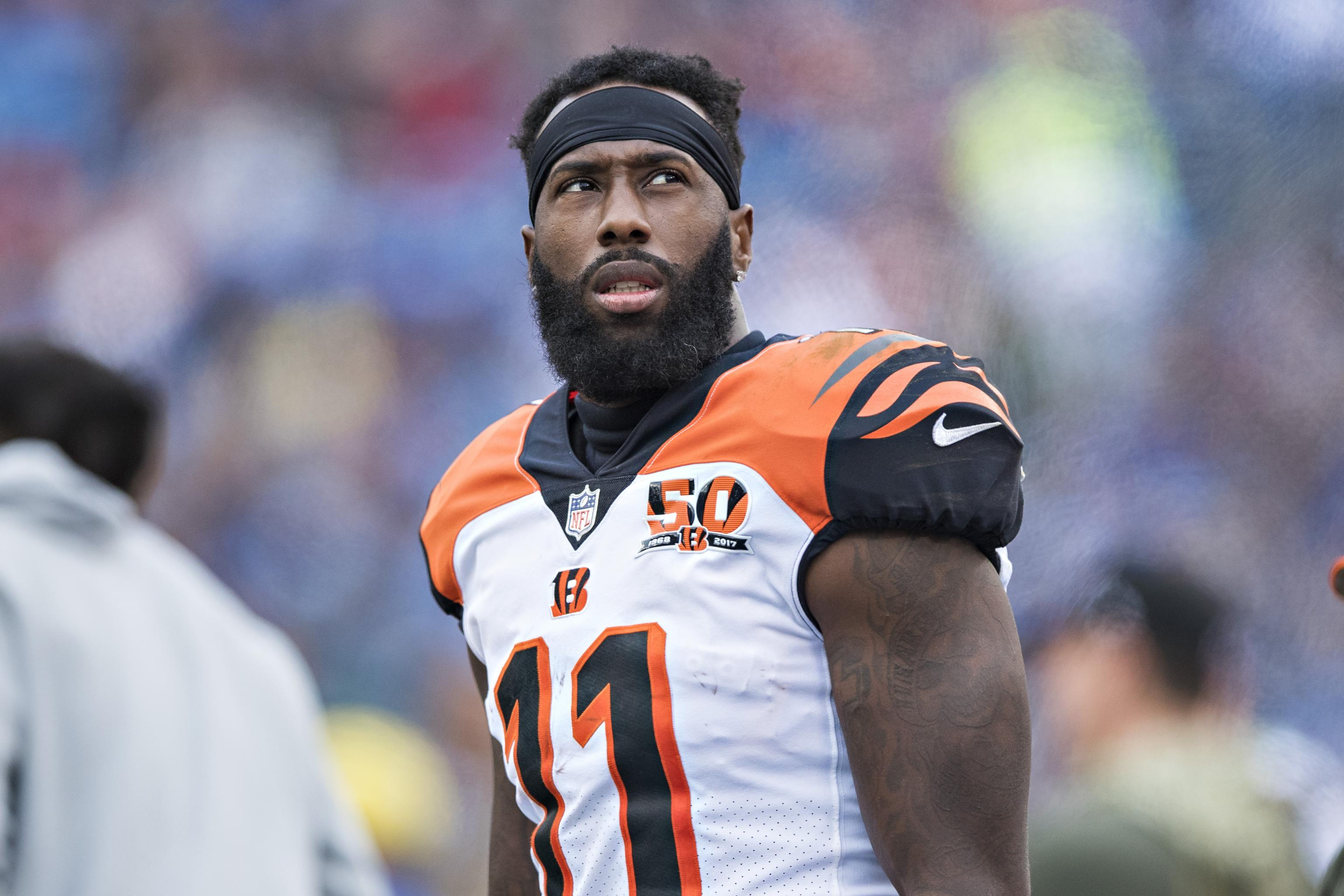timeless design da53f cdcca Raiders Rumors: Brandon LaFell Signed to Contract After ...