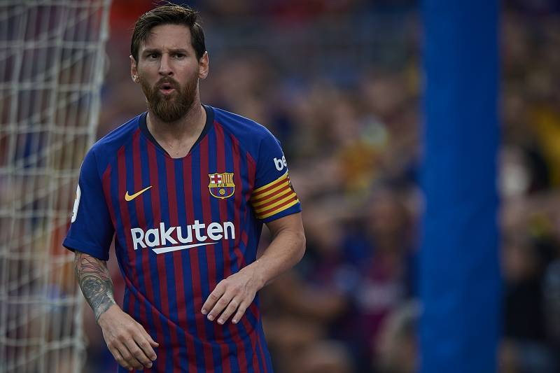 wholesale dealer 6276d 16e11 Lionel Messi: Real Madrid 'Less Good' After Cristiano ...