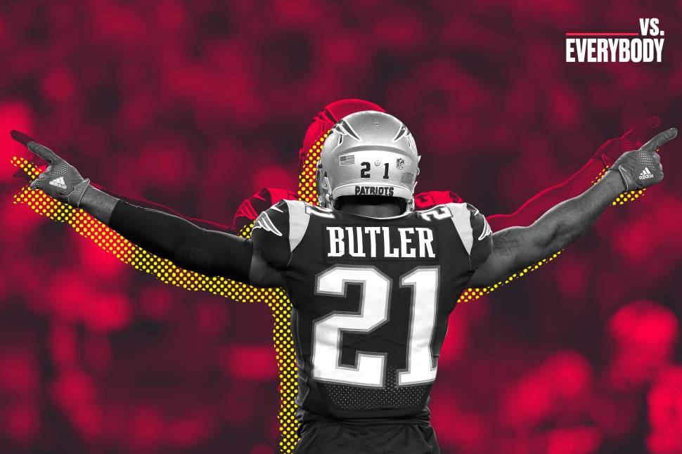buy online 9b7d4 75858 Malcolm Butler Will Conquer Again | Bleacher Report | Latest ...