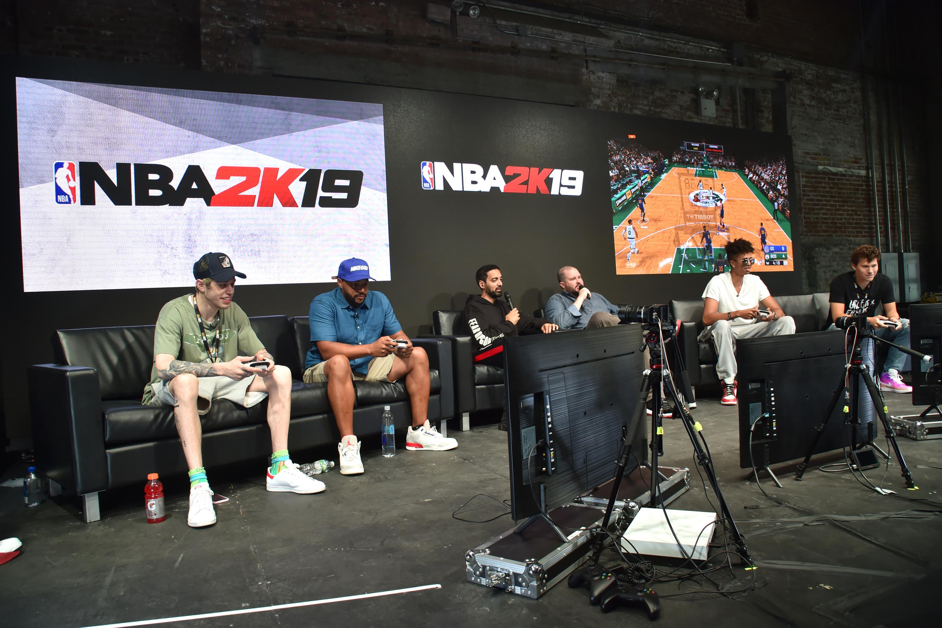 NBA 2K19: Best Young Stars to Build a Franchise Around in